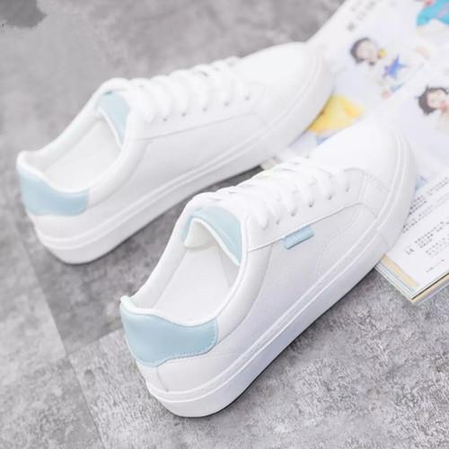 Foto Produk Sepatu kets wanita beier - 37, biru putih dari RAY_SHOP09