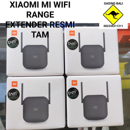 Foto Produk Xiaomi MI Wifi Extender Pro Global Version Garansi Resmi TAM dari Gading Bali Shop