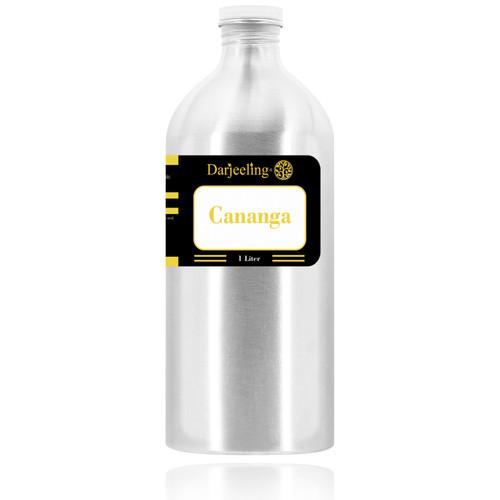 Foto Produk 1L Cananga Essential Oil Minyak Kenanga 100% Murni dari Darjeeling Store