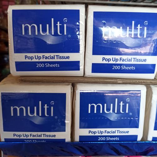 Foto Produk tissue multi pop up 200 sheets dari Berhasil Jaya