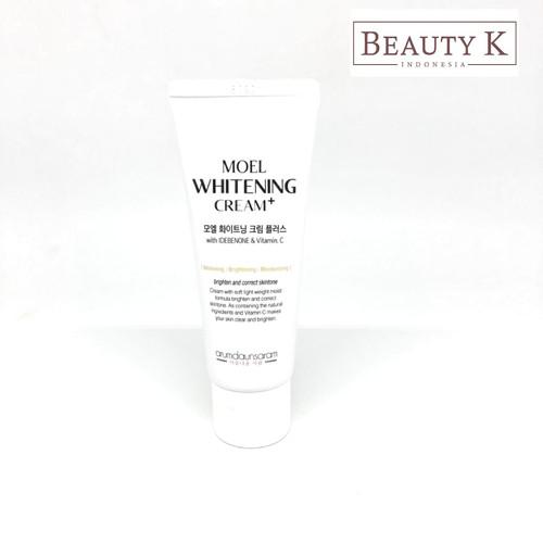 Foto Produk BeautyK Arumdaunsaram Moel Whitening Cream + 30 Ml dari BeautyK Indonesia