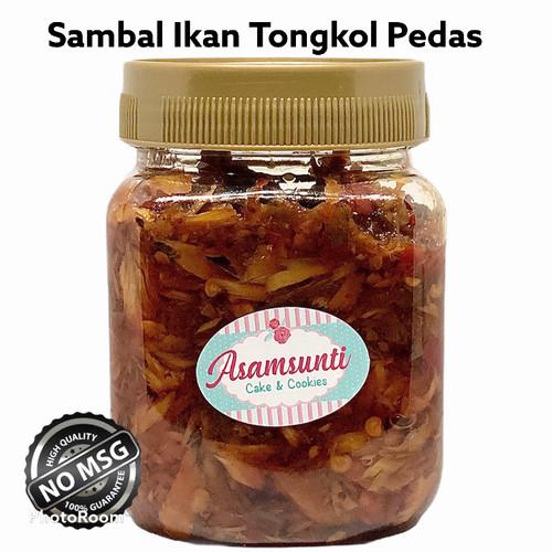 Foto Produk Sambal Ikan Tongkol Pedas dari Asamsunti