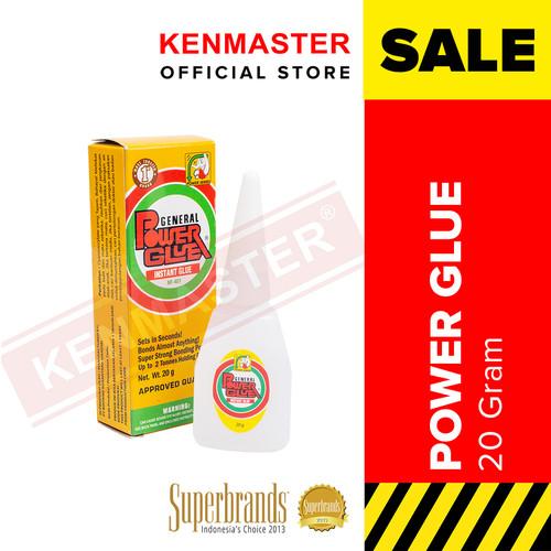 Foto Produk Lem Power Glue General - Clearance Sale dari Kenmaster Official
