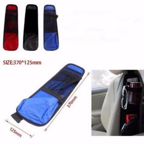 Foto Produk Tas Gantung Kursi Mobil Car Side Hanging Bag Side Seat Case Organizer dari wenpandas