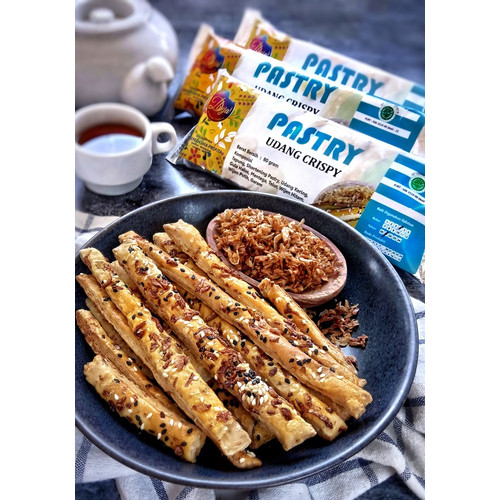 Foto Produk Snack Dbeja Pastry Udang Crispy dari Dbeja_Bwi