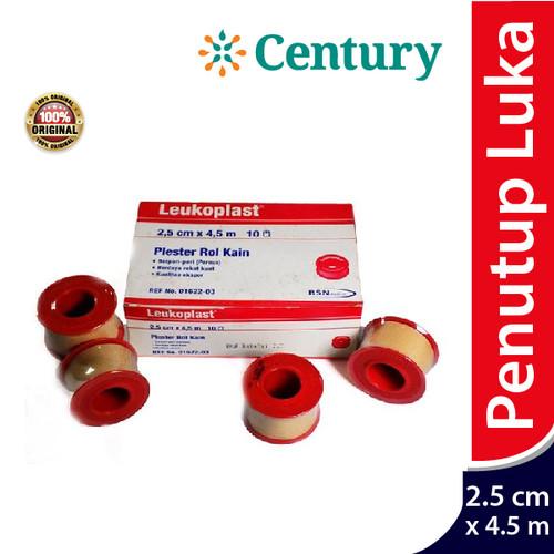 Foto Produk Leukoplast POR'1622 2,5x4,5 / Plester / Luka dari CENTURY HEALTHCARE
