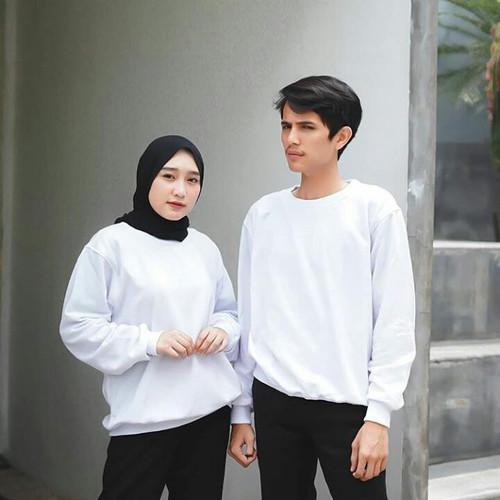 Foto Produk sweater couple polos pasangan terbaru dari Getout_
