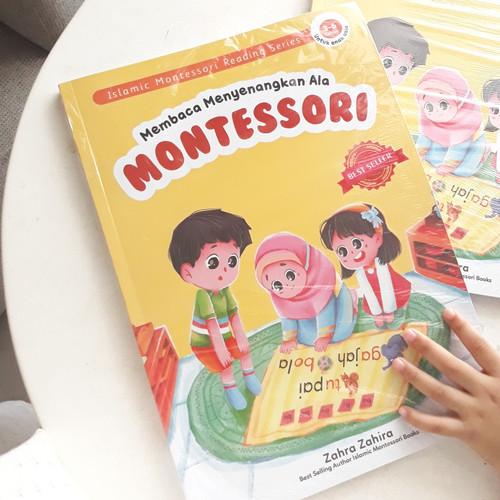 Foto Produk BUKU ANAK MEMBACA MENYENANGKAN ALA MONTESSORI [MONTESSORI BOOK] dari Laisbookstore Official