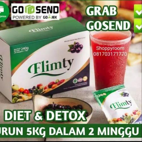 Foto Produk Flimty Pelangsing Original-Flimty Fiber Bisa Gosend dari semogajaya_shop