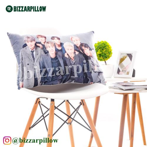 Foto Produk Bantal Foto Custom 40 x 60 1 HARI JADI! dari Bizzarpillow