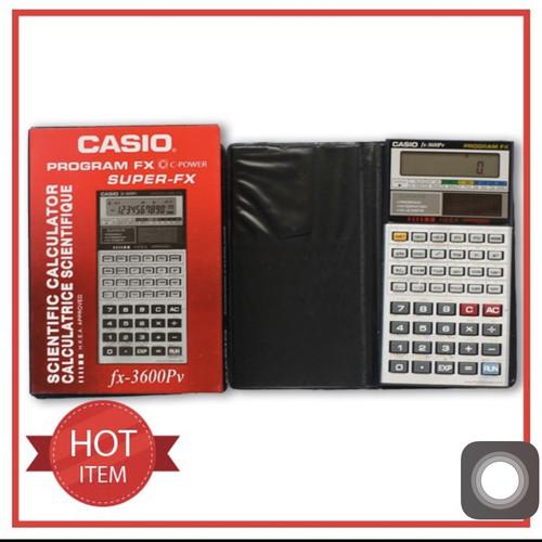 Foto Produk Kalkulator scientific casio fx 3600 dari uniwong