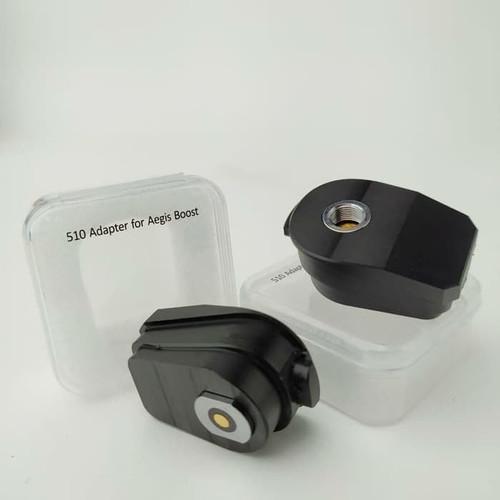 Foto Produk Aegis Boost Adapter 510 / Aegis Boost Connector Adaptor dari Batavia Vape ID