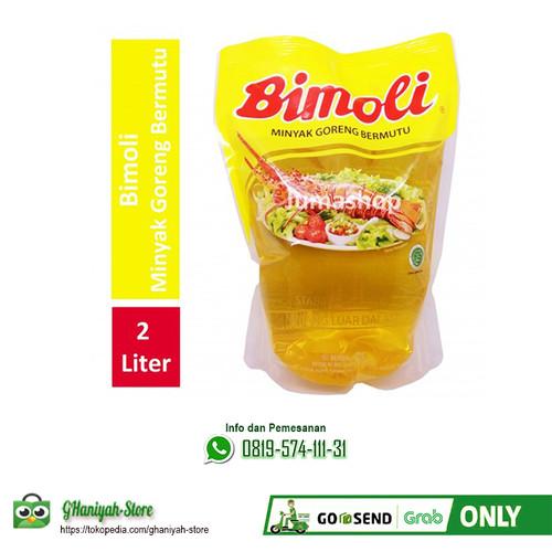 Foto Produk Minyak Goreng Bimoli 2Liter dari ghaniyah-store