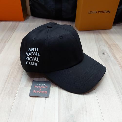 Foto Produk ASSC Cap Black / Topi ASSC Best Perfect 1:1 dari NXN - Prosper Uba