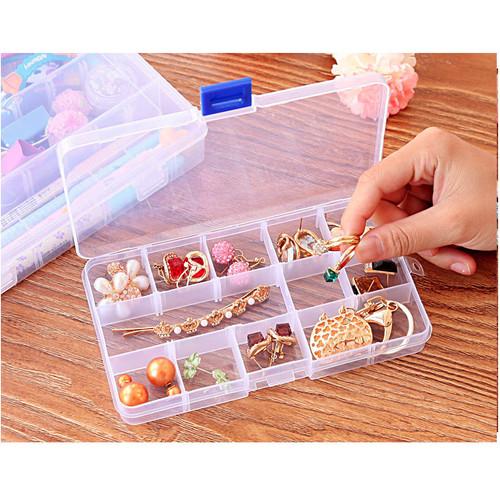 Foto Produk kotak plastik sekat 15 , kotak serba guna , kotak plastik plastic box dari KAYO