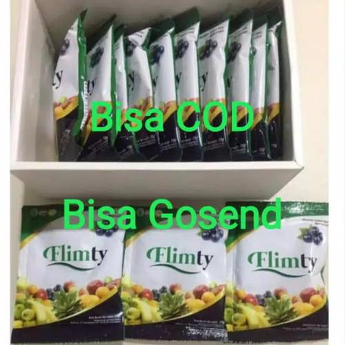 Foto Produk Flimty Fiber Sachet-Flimty 1 sachet-Bisa Gosend dari semogajaya_shop