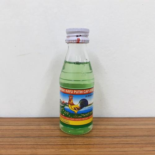 Foto Produk Minyak Kayu Putih Cap Ayam 25 ml dari SansanMarket