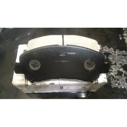 Foto Produk Xtrail T31 Kampas Rem DEPAN Brake Pad FRONT ORI NISSAN KEYVALUE KV dari Sparepart Nissan Genuine