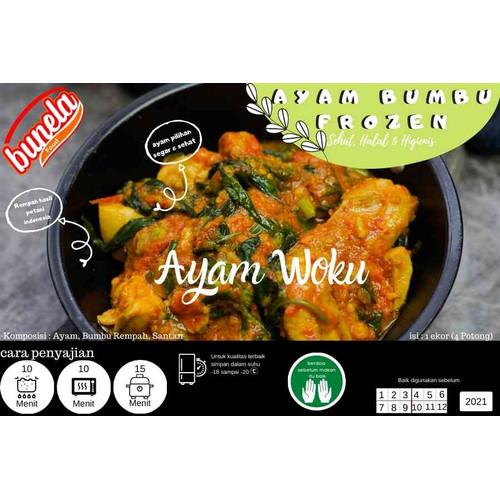 Foto Produk ayam woku dari bunelafood