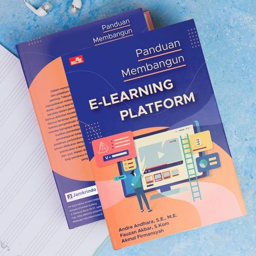 Foto Produk Buku Pandungan Membangun E-Learning Platform dari Diky Ramaa