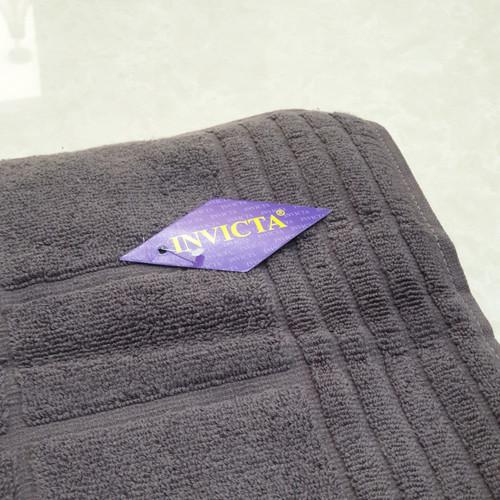 Foto Produk Keset handuk Invicta 40x60 keset bagus murah tebal - Abu-abu dari art_papillon