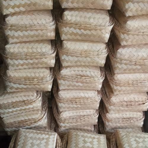 Jual Besek Bambu 20x20 Kab Semarang Anyam Seller Tokopedia