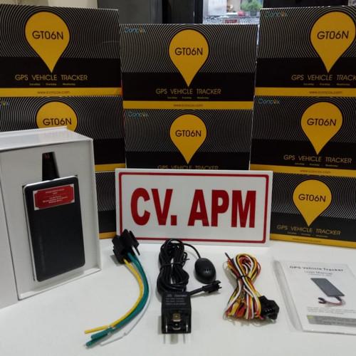 Foto Produk gps tracker gt06N plus pasang di tempat kami akan datang ke rumah anda dari CV Arief Putra Mandiri