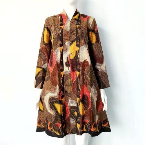 Foto Produk tunik batik lawasan solo dari Batik Sri