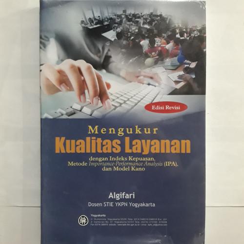 Foto Produk Buku Mengukur Kualitas Layanan dari Belik Ilmu2