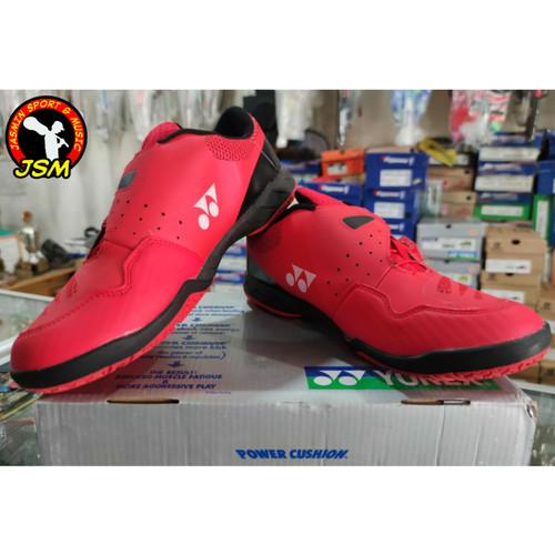 Foto Produk Sepatu Bulutangkis Yonex INFINTY RED dari Siska_shop