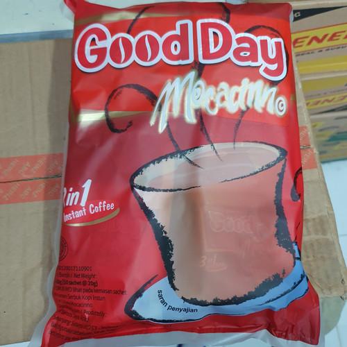 Foto Produk Kopi Good Day Mocacinno 1 Pak isi 50 Sachet @20 Gram - Good Day Merah dari Toko Sembako AYOK