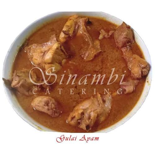 Foto Produk Gulai Ayam plus kuah isi 2 Ptg dari Sinambi Kuliner