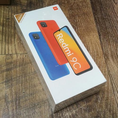 Foto Produk Xiaomi Redmi 9C 3/32 GB Garansi Resmi 3GB / 32 GB - Biru dari Flowereve
