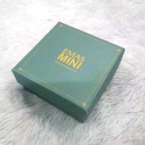Foto Produk hard box custom emas mini 10x10cm dari Kilauberkah
