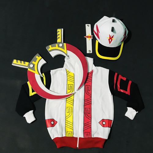Foto Produk Kostum lengkap boboiboy supra - 3-4 tahun dari diyanaksa shop