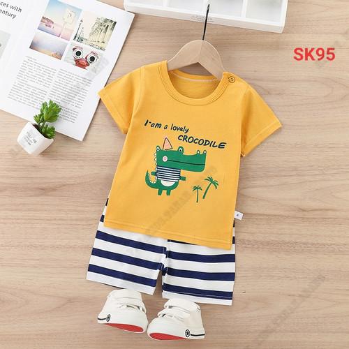 Foto Produk Baju bayi laki laki/pakaian bayi laki laki/setelan bayi 6 bulan - 73 dari Happy_kids.tanah.abang