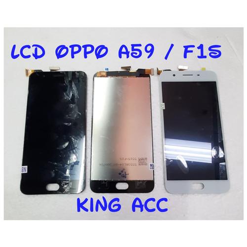 Foto Produk LCD TOUCHSCREEN OPPO F1S A59 A1601 ORIGINAL dari king acc&sparepart hp