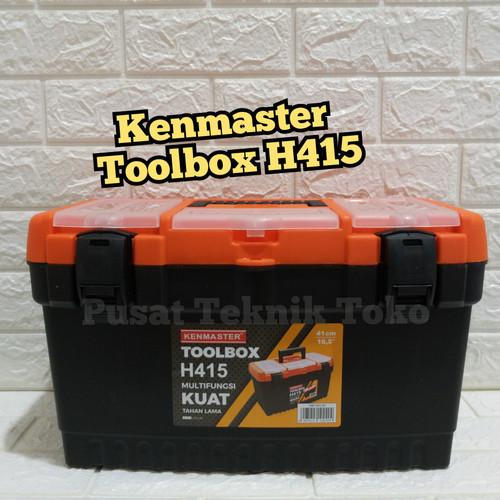 Foto Produk TOOL BOX BESAR KENMASTER H415 / TOOLBOX KENMASTER H 415 dari PUSAT TEKNIK TOKO