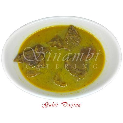 Foto Produk Gulai Daging Sinambi 250 gr / Gulai Daging dari Sinambi Kuliner