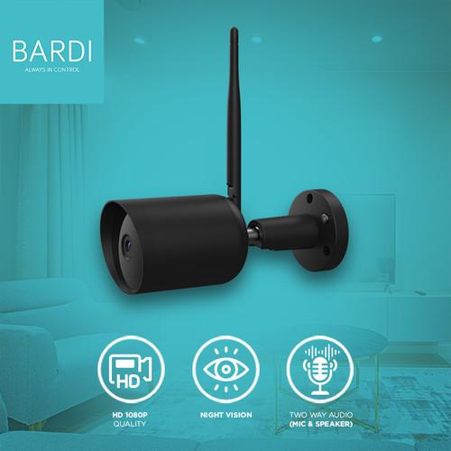 Foto Produk BARDI Smart outdoor STC IP Camera CCTV Wifi IoT Home Automation dari Bardi Official Store
