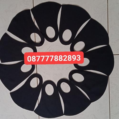 Foto Produk PROMO Sampai Pkl 23:59WIB Masker Scuba Hitam Gramasi 280 dari Tsabitha Grosir