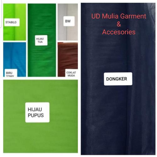 Foto Produk Kain tile halus Lebar 130cm Jual Meteran dari UD MULIA GARMENT & ACCESORIES