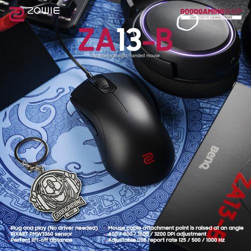 Foto Produk Zowie ZA13-B - Gaming Mouse dari GOODGAMINGM2M
