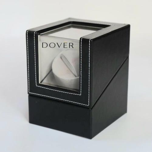 Foto Produk Automatic Watch Winder Pemutar Kotak Jam Tangan Otomatis 1 Slot Kulit dari Dover