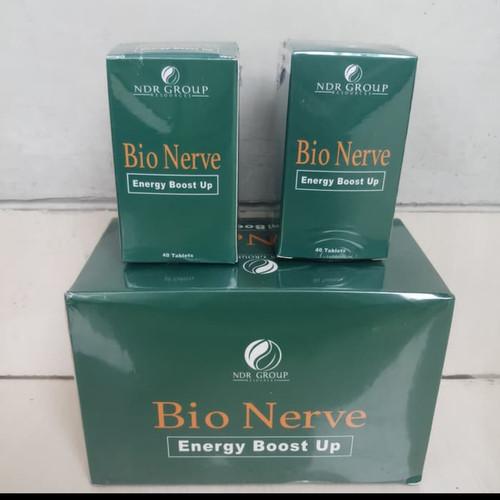 Foto Produk bio nerve asli malaysia harga 1 botol dari sinar mas 888