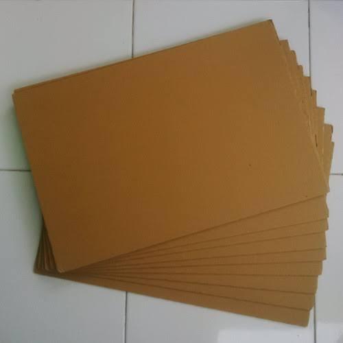 Foto Produk kardus lembaran double wall 120x60cm, murah, lebih tebal dari Nusa Wibawa Kardus