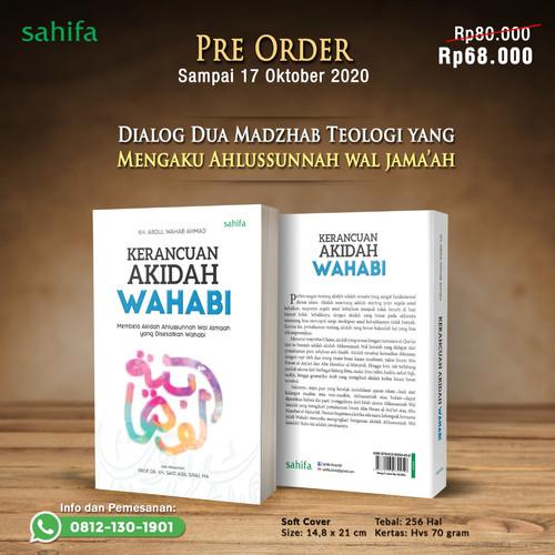 Foto Produk KERANCUAN AKIDAH WAHABI KH ABDUL WAHAB AHMAD dari Buku Islam Nusantara