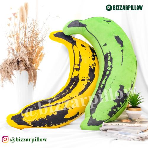 Foto Produk Bantal pisang Banana pillow harga promo dari Bizzarpillow