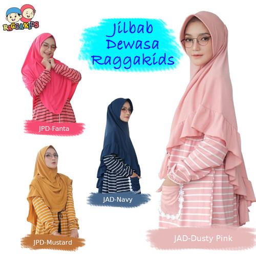 Foto Produk Jilbab Kaos Instant Dewasa by Raggakids dari kedai berkah