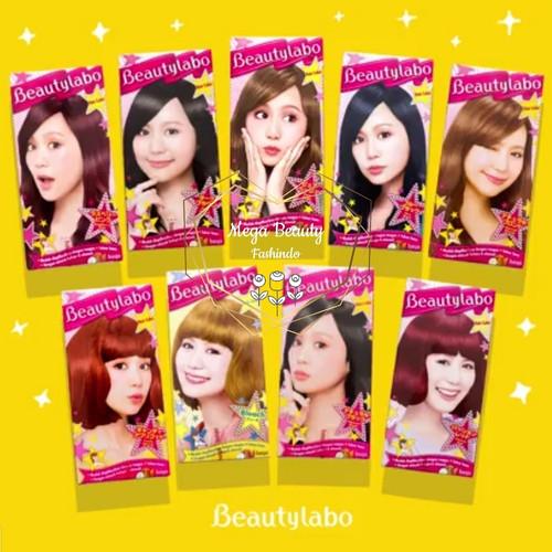 Foto Produk Beautylabo Hair Color Hoyu (Beauty Labo) Japan - Dark Brown dari Mega Beauty Fashindo